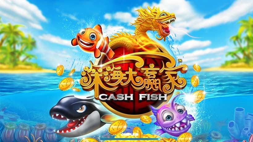 Cash Fish | Slot Game | Choigamemienphi
