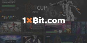 Chơi cá cược bằng Bitcoin an toàn 100% tại nhà cái 1xBit